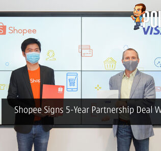 Shopee Signs 5-Year Partnership Deal With Visa 24