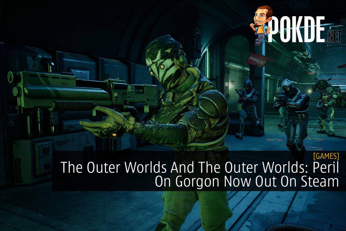 The Outer Worlds And The Outer Worlds: Peril On Gorgon Now Out On Steam 7