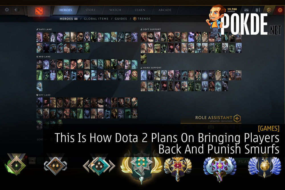 This Is How Dota 2 Plans On Bringing Players Back And Punish Smurfs 21