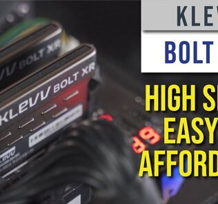 KLEVV BOLT XR Review — High Speed, easy OC, and Affordable RAM Kit 30