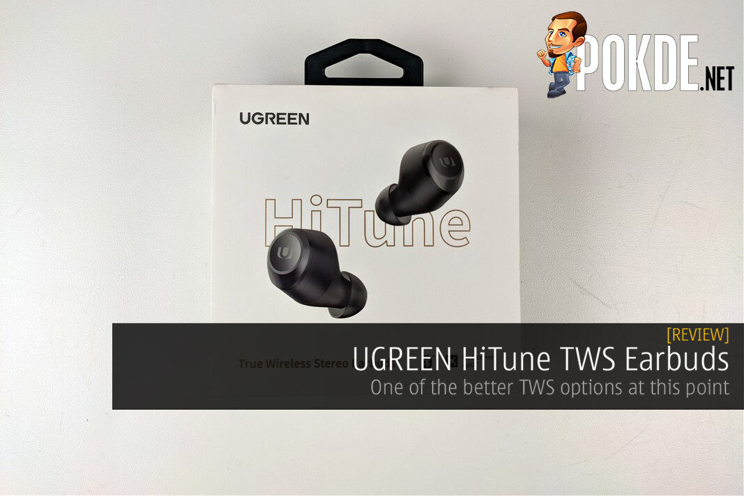 UGREEN HiTune TWS earbuds cover new