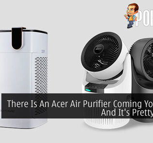 "There Is An Acer Air Purifier Coming Your Way And It's Pretty ""Cool"""