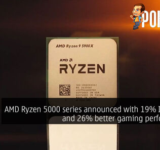 AMD Ryzen 5000 series announced with 19% IPC uplift and 26% better gaming performance 46