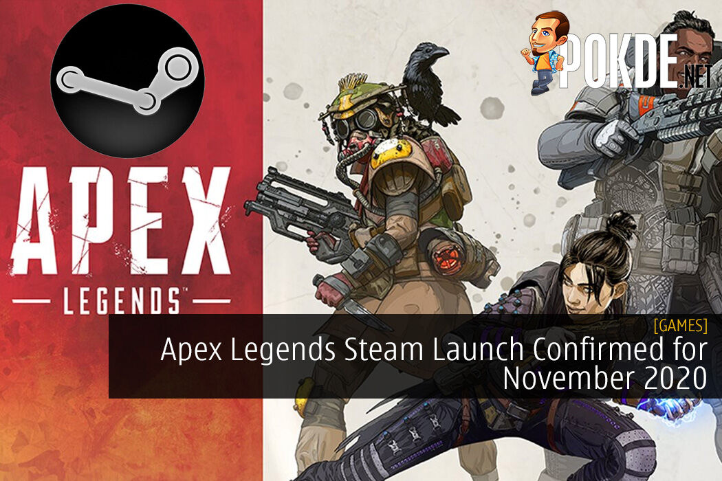 Apex Legends Steam Launch Confirmed for November 2020
