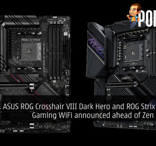 asus rog crosshair viii hero rog strix b550-xe gaming zen 3 cover