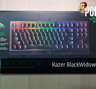 Razer BlackWidow V3 TKL Review