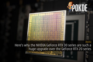 Here's why the NVIDIA GeForce RTX 30 series are such a huge upgrade over the GeForce RTX 20 series 21