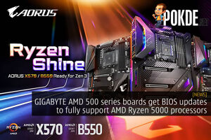GIGABYTE AMD 500 series boards get BIOS updates to fully support AMD Ryzen 5000 processors 40