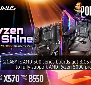 GIGABYTE AMD 500 series boards get BIOS updates to fully support AMD Ryzen 5000 processors 45
