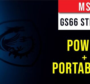 MSI GS66 Stealth Review – Power and Portability In Your Hands 20