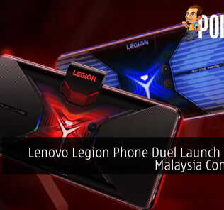 Lenovo Legion Phone Duel Launch Date in Malaysia Confirmed