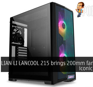 lian li lancool 215 200mm cover