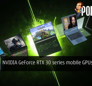 nvidia geforce rtx 30 series mobile GPUs leaked cover