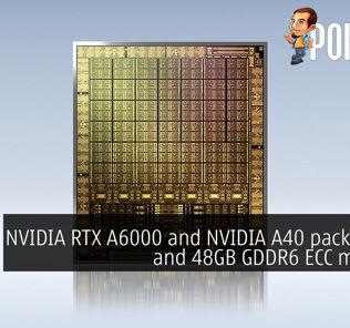 nvidia rtx a6000 a40 cover