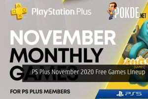 PS Plus November 2020 FREE Games Lineup