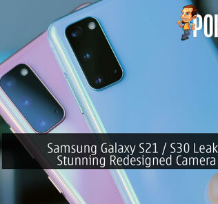 Samsung Galaxy S21 / S30 Leak Shows Stunning Redesigned Camera Layout 33