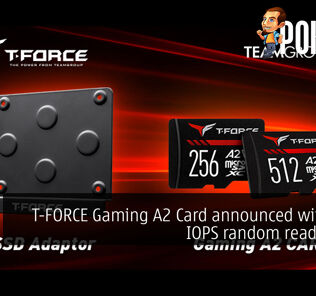 T-FORCE Gaming A2 Card announced with 4000 IOPS random read speeds 22
