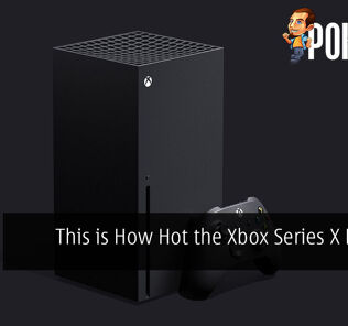 This is How Hot the Xbox Series X Runs in Games