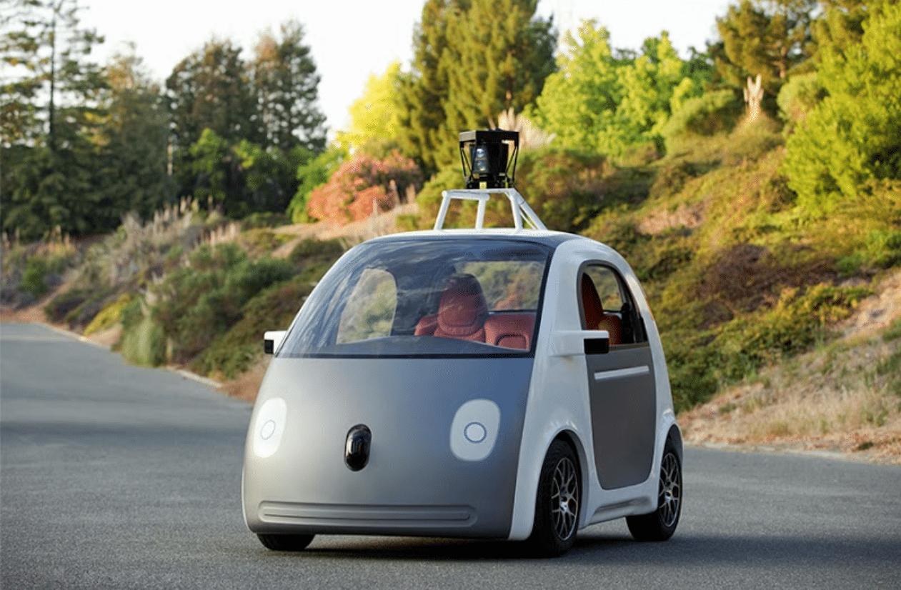First Google Self-Driving Car 28