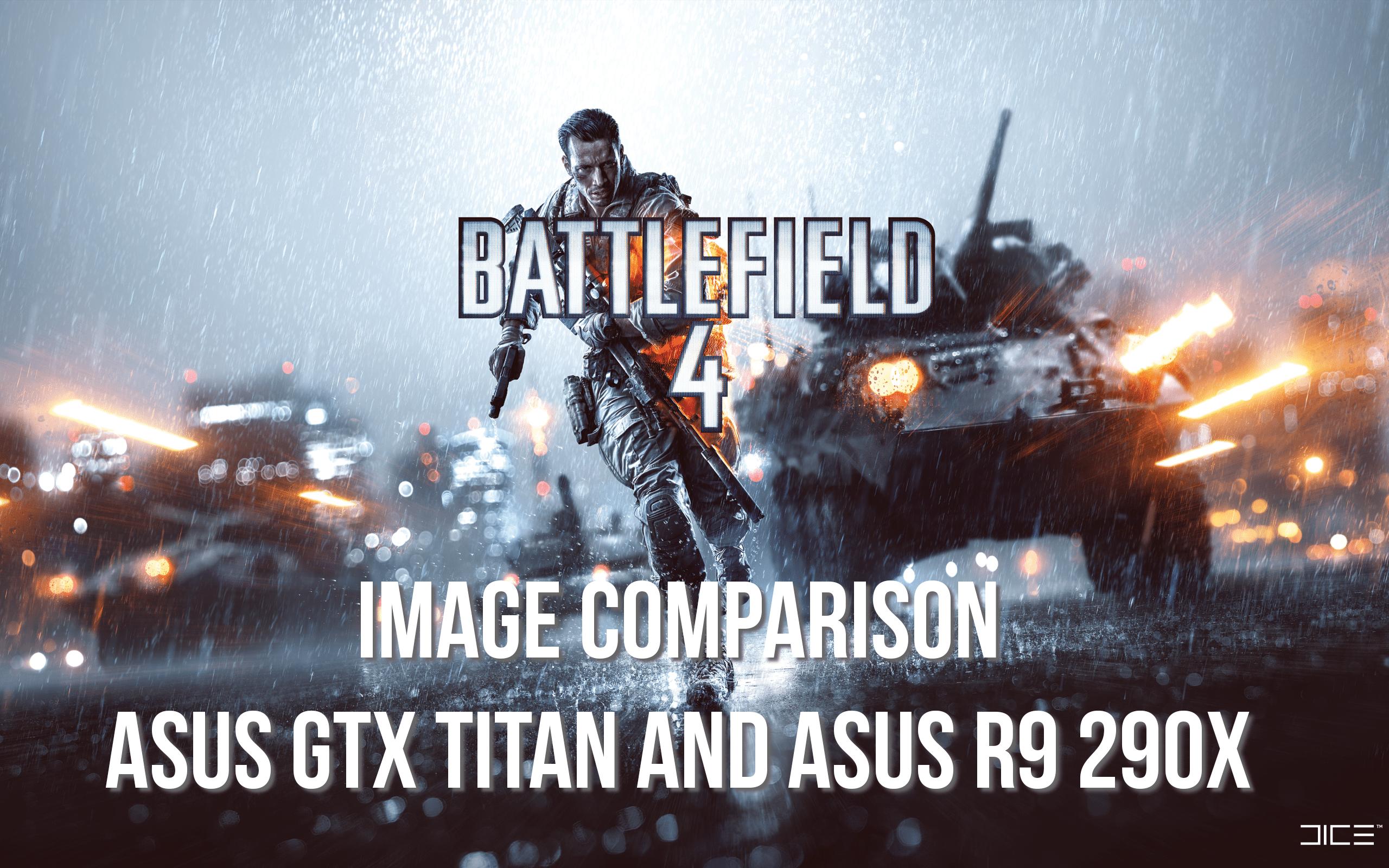 Pokdebuster Nvidia GTX Titan VS AMD R9 290X image quality comparison 29