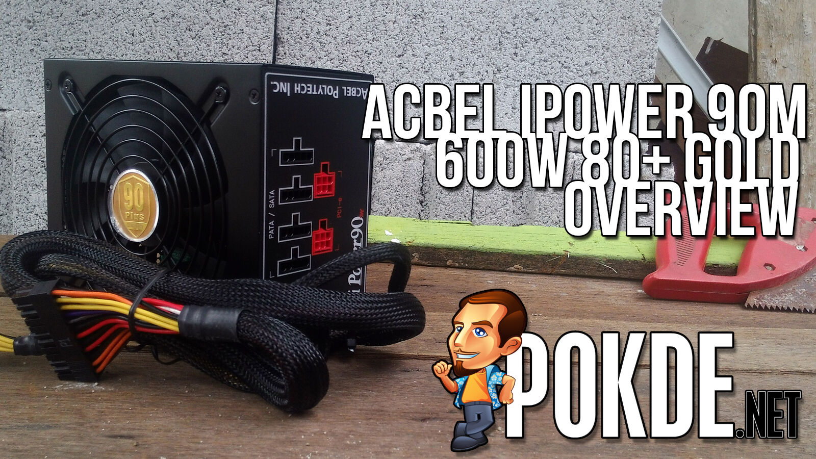 Acbel iPower 90m 600W 80+ Gold overview 22