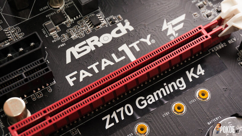 ASRock Fatal1ty Z170 Gaming K4 review — feature-packed yet affordable 20