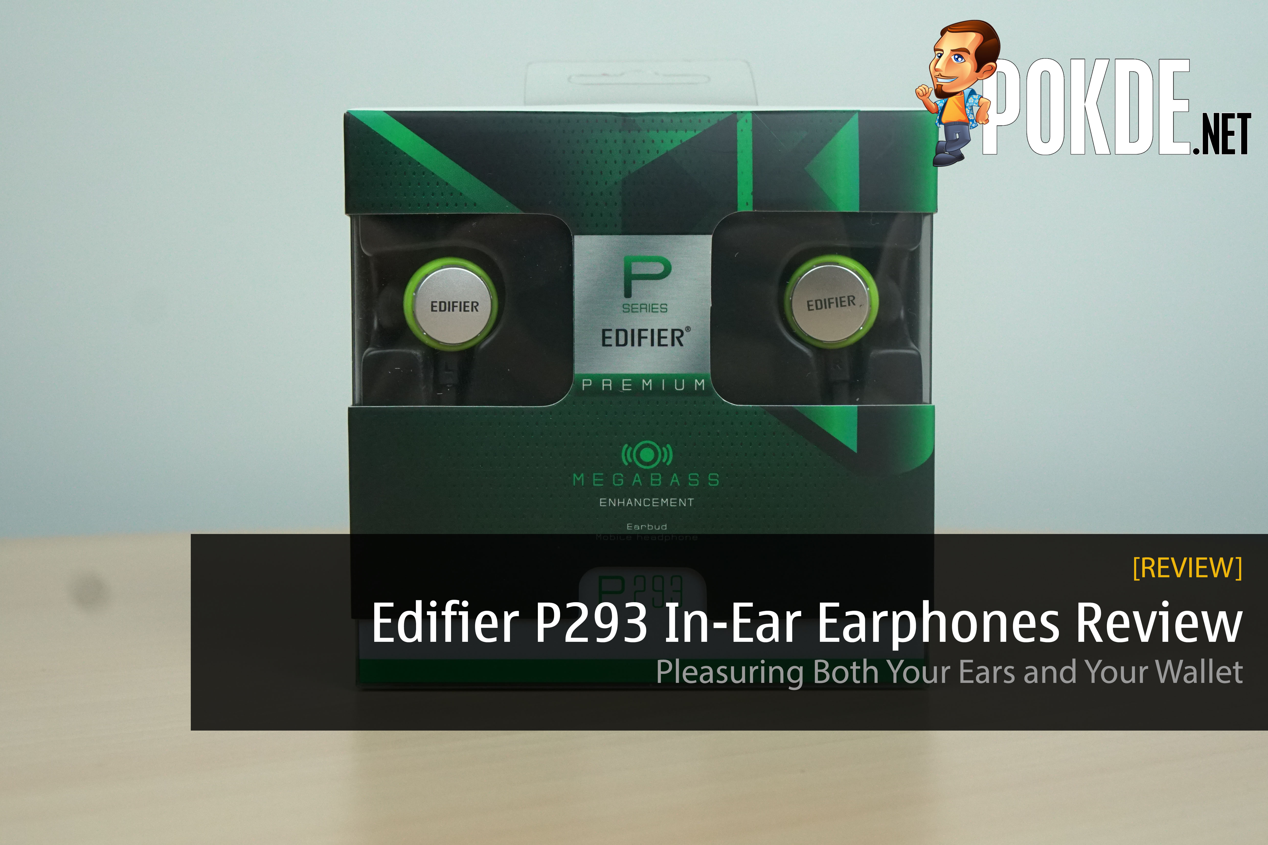 Edifier P293 in-ear Earphones Review - Pleasuring Both Your Ears and Your Wallet 24