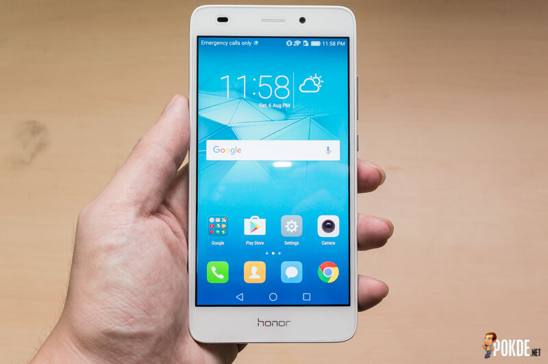 Honor 5C review — more affordable, yet faster 26