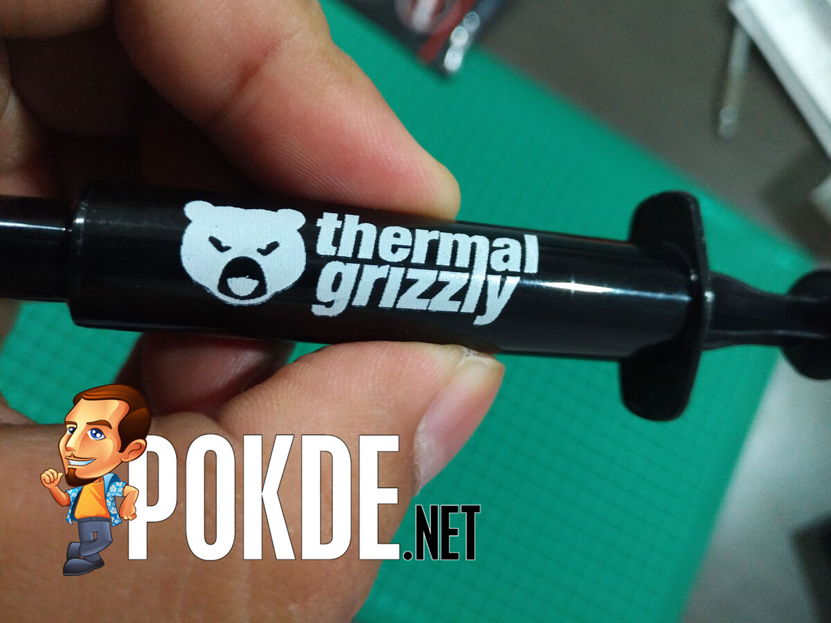 Thermal Grizzly Kryronaut review — german engineered thermal grease for all PCs 18