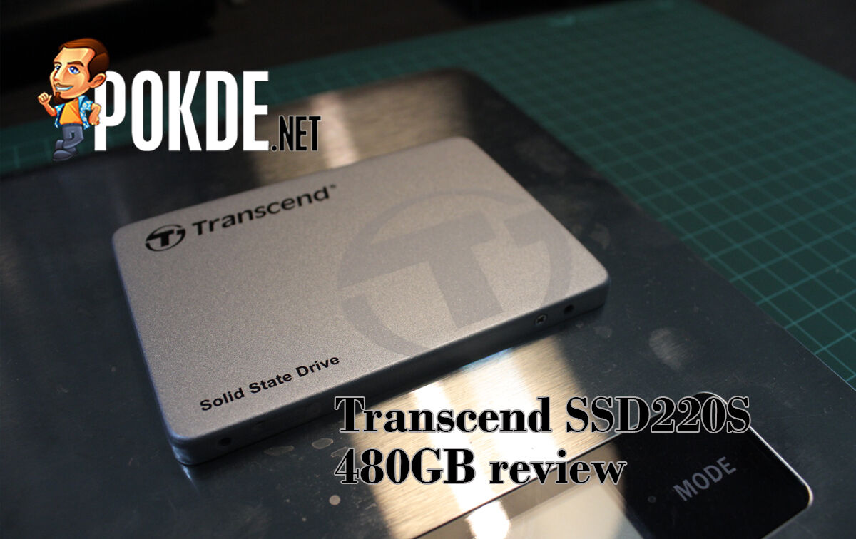Transcend SSD220S 480GB review – entry level SSD for end consumer 22