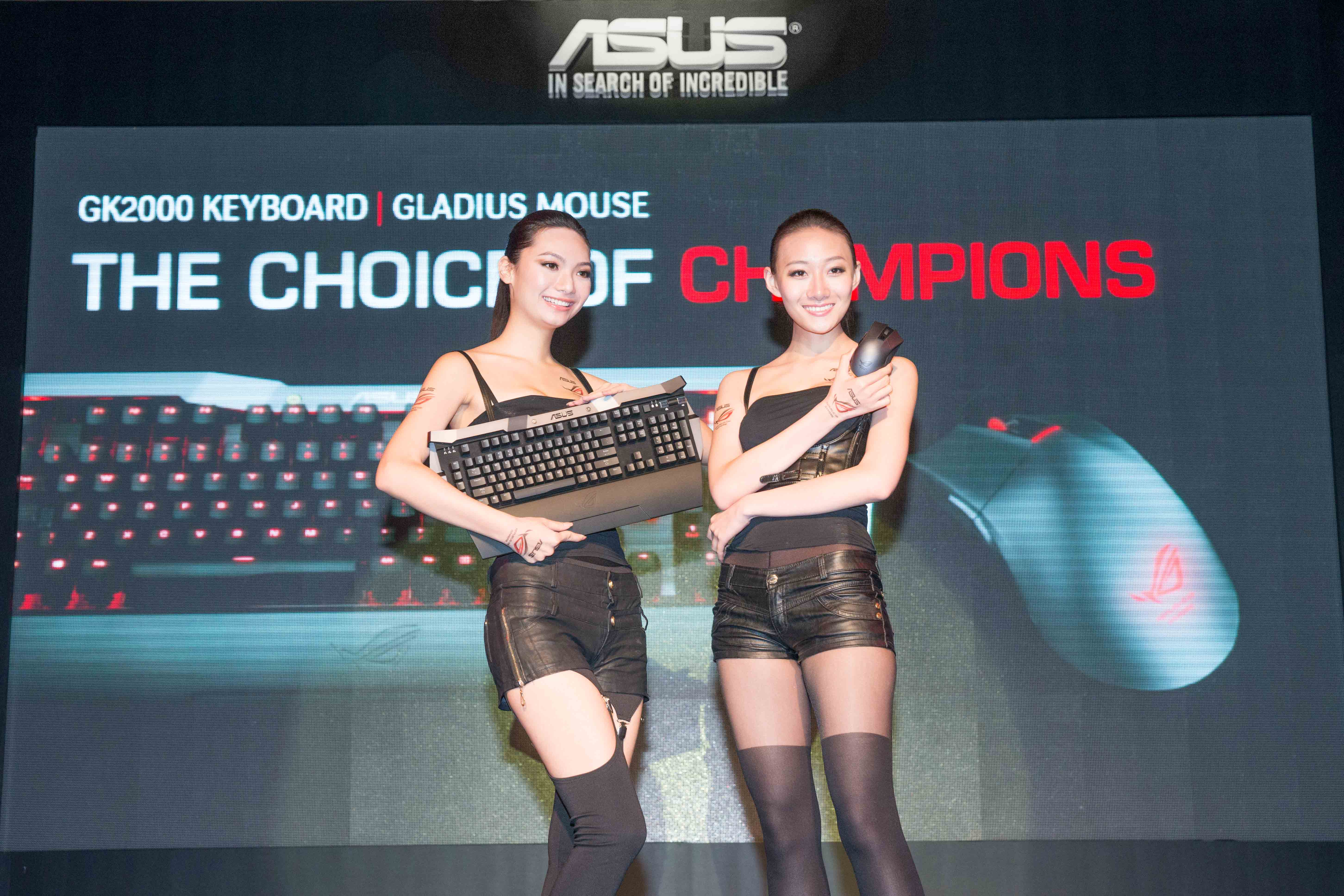 ASUS Republic of Gamers Launches Epic Gaming Equipment at Computex 2014 29