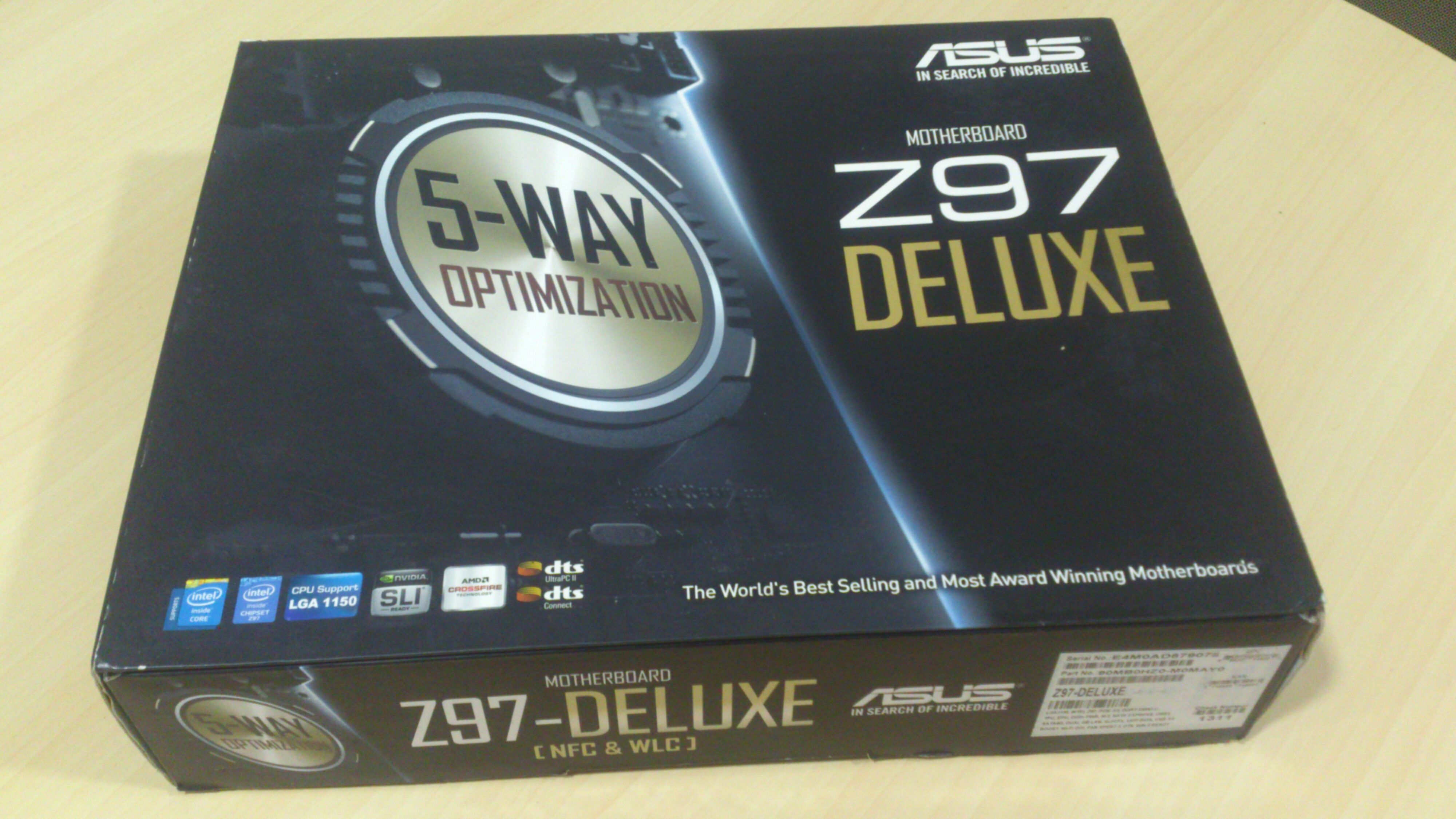 ASUS Z97-Deluxe (NFC & WLC) Review 26