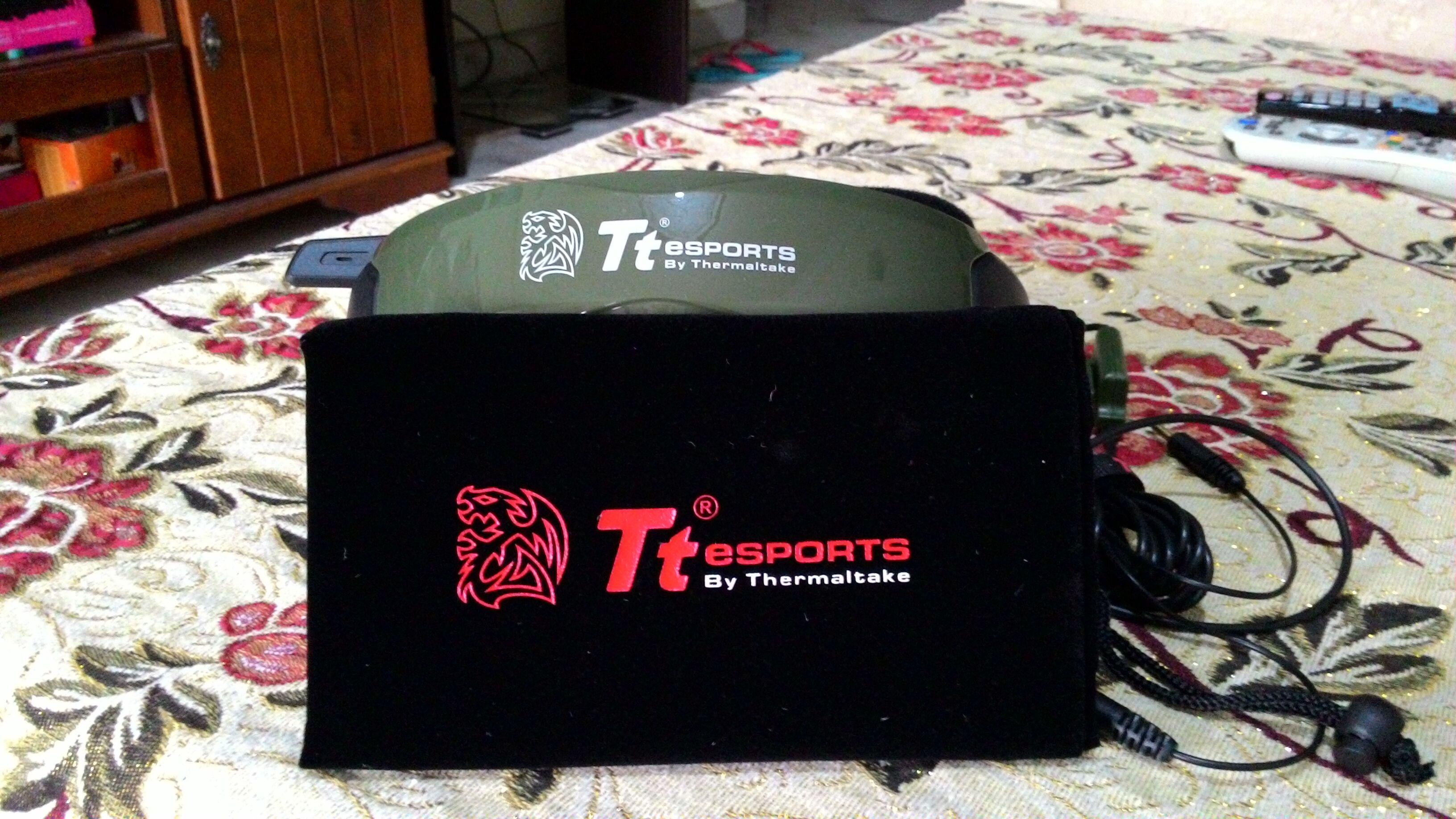 Tt eSPORTS Shock Gaming Headset Review 23