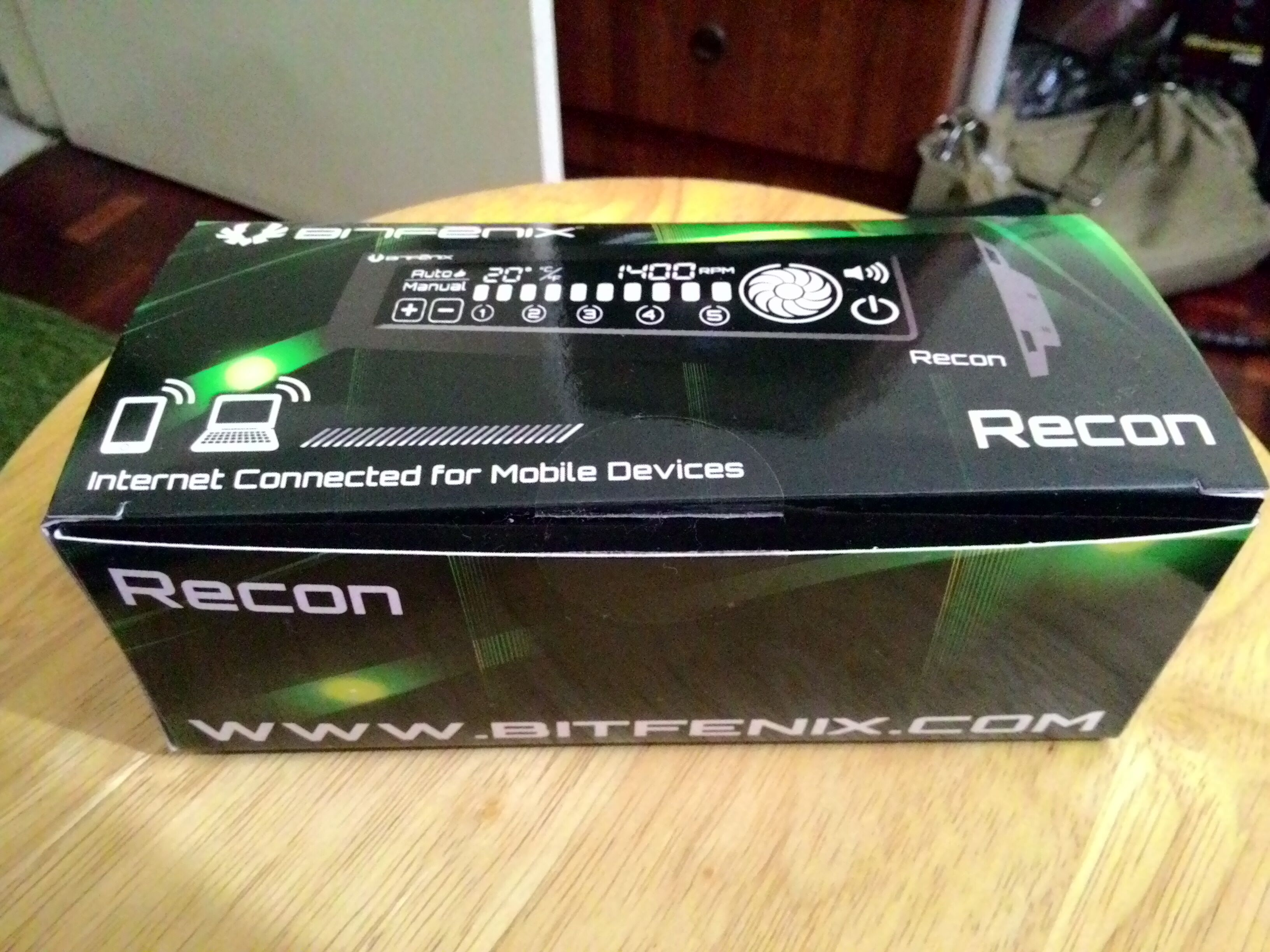 Bitfenix Recon Review 30