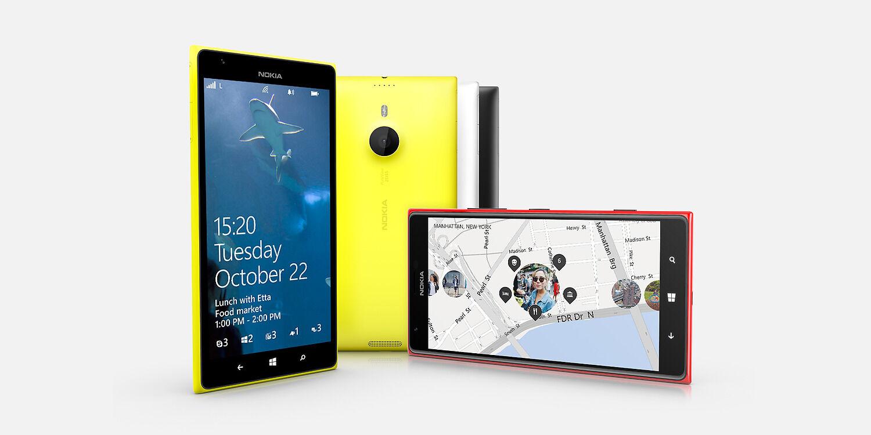 4K recording on the Nokia Lumia 1520 with Lumia Denim 25