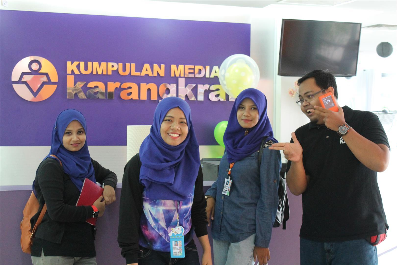 Trip to Kumpulan Media KarangKraf 28