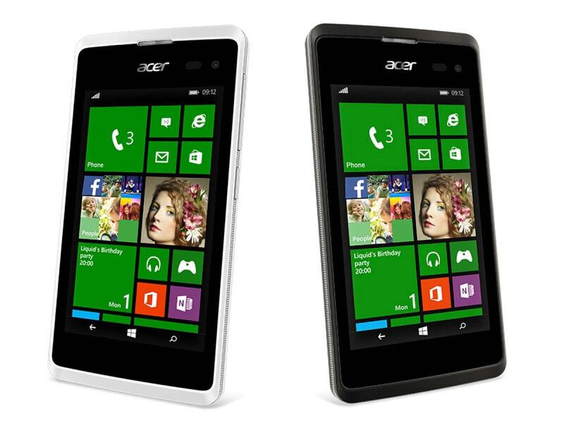 Acer Liquid M220, their first Windows Phone 8.1 device announced. 35