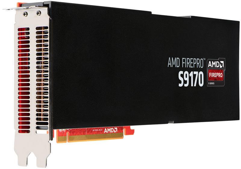 AMD announces 32GB card — the AMD FirePro S9170 26
