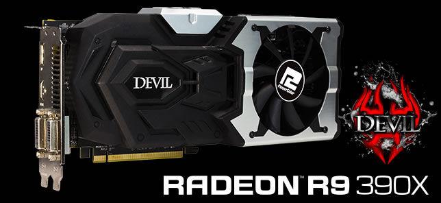POWERCOLOR announces DEVIL R9 390X 29