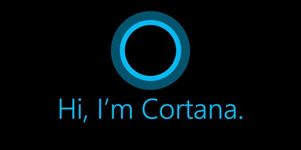 Cortana on Mac before Siri, with Parallel Desktop 11 25