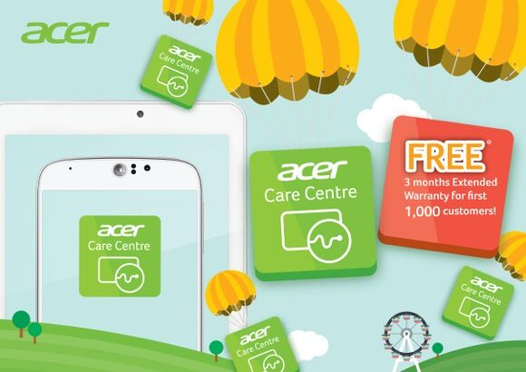 Acer Care Centre Goes Mobile 27