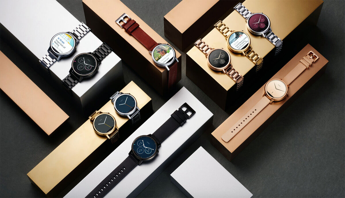 Say hello to the new Moto 360, and its sportier brother 25