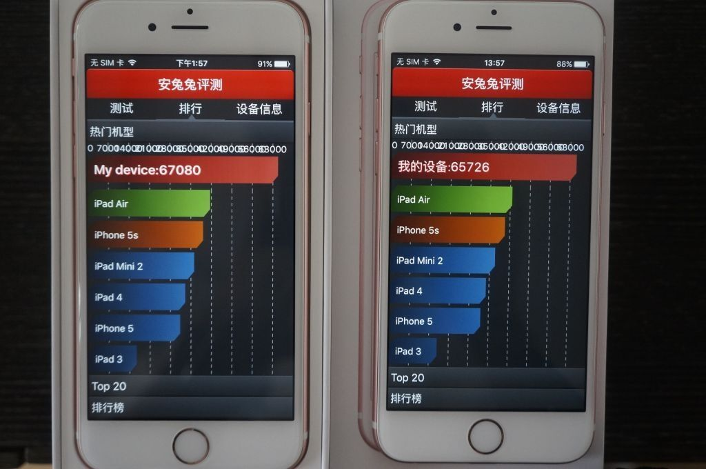Two variants of the iPhone 6s spotted — different performance levels 26