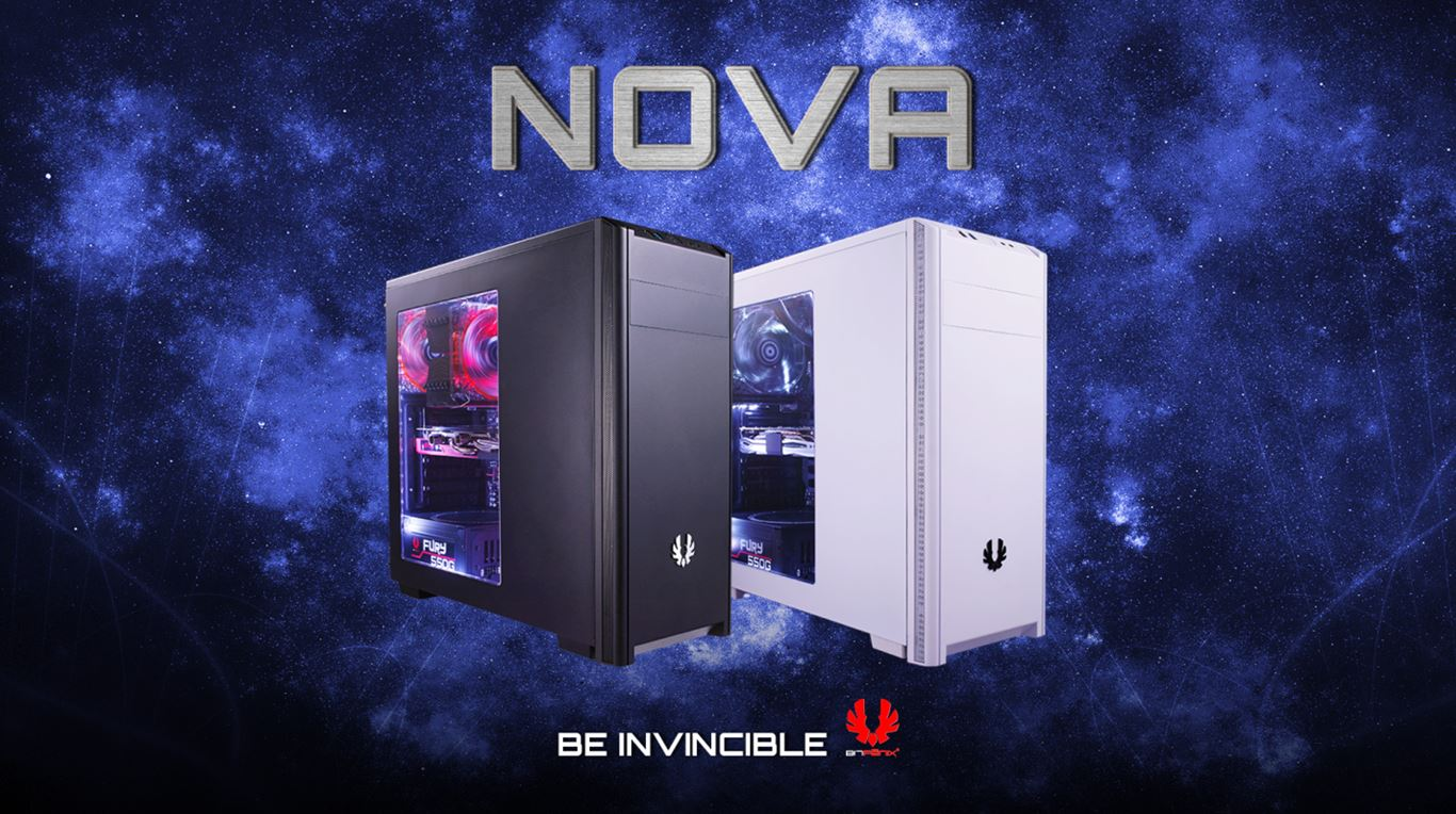BitFenix launching the BitFenix NOVA — Budget Evolved 65