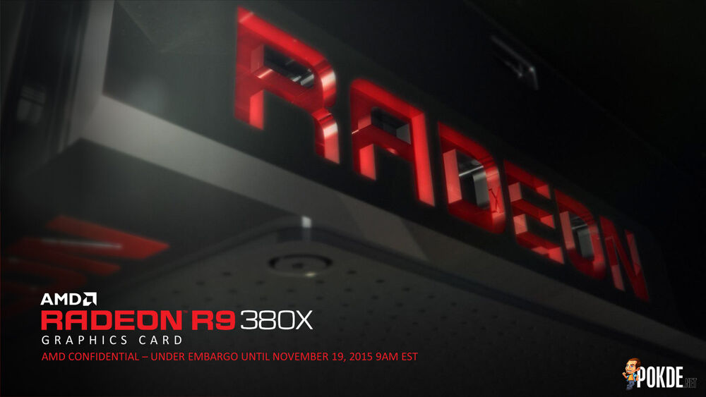 AMD launches the AMD Radeon R9 380X — 1440p gaming ready 23