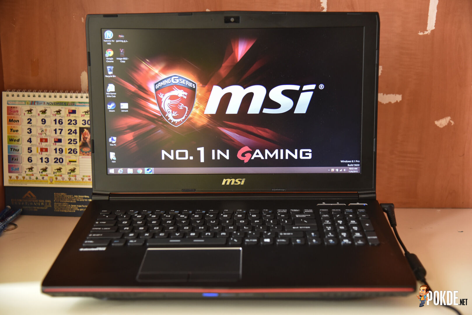 MSI GP62 2QE Leopard Pro review 21