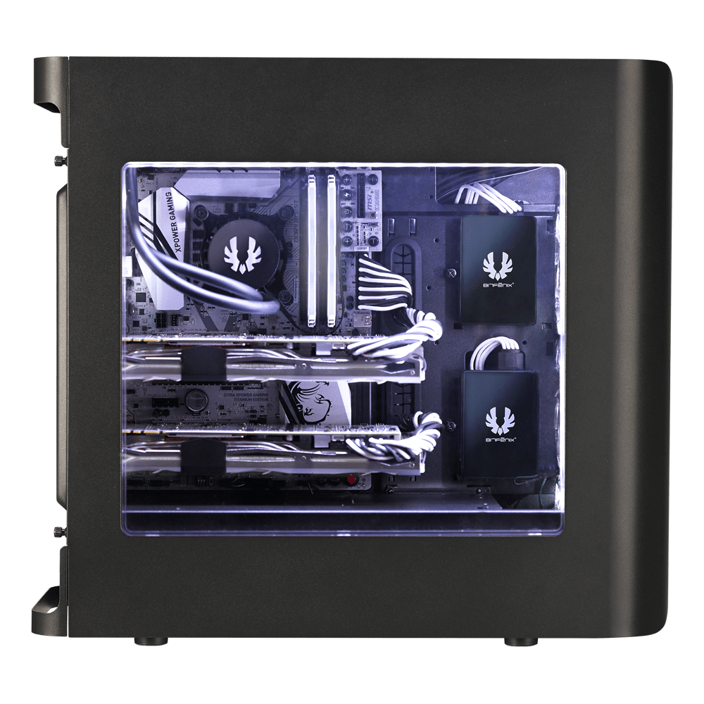 BitFenix introducing a bigger Pandora ATX PC case 64
