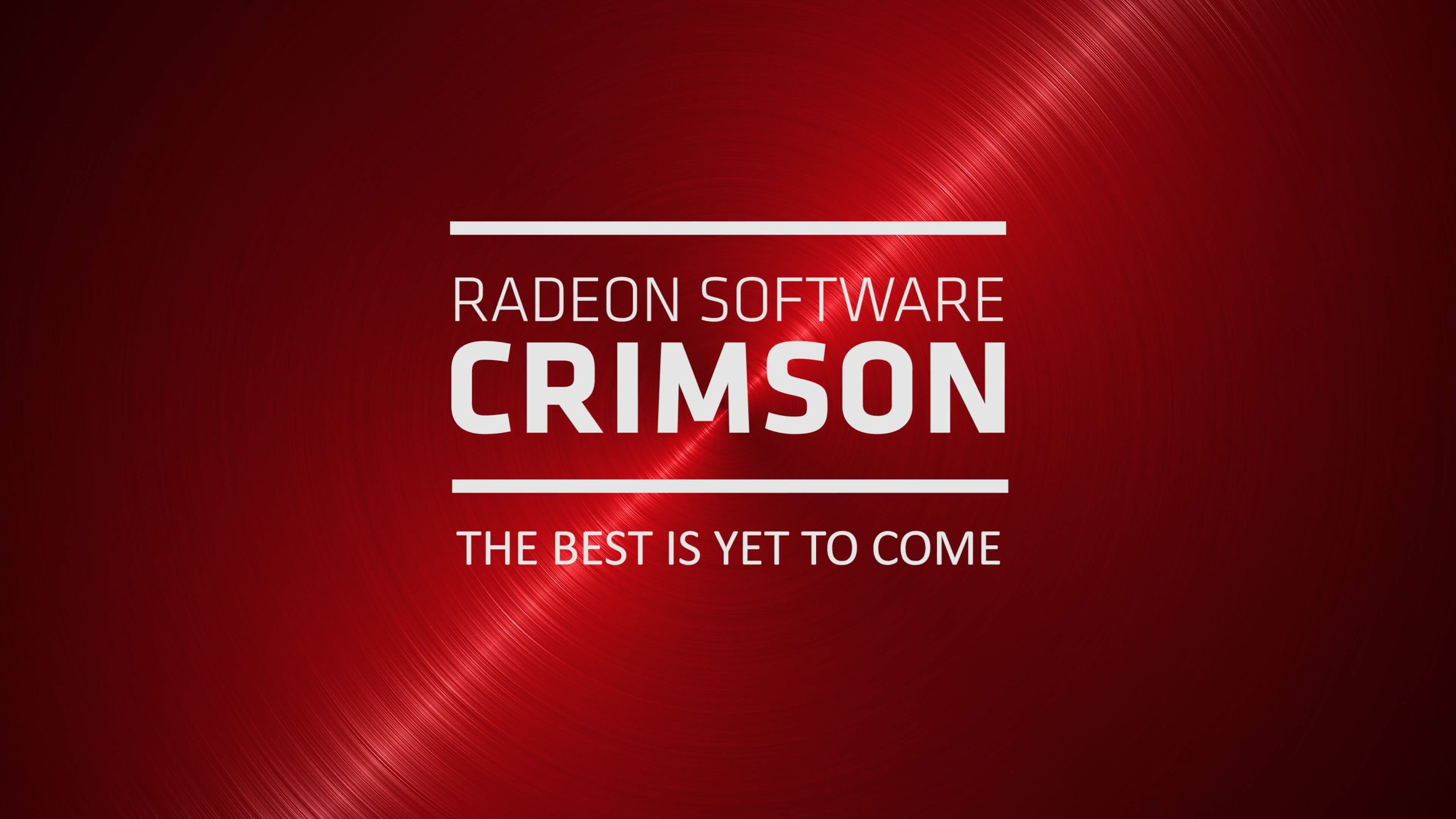 RIP AMD Catalyst, welcome Radeon Software : Crimson Edition 25