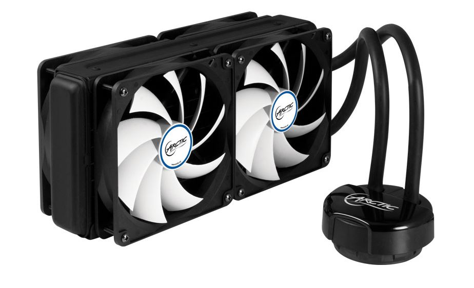 ARCTIC joins the AIO liquid cooler with Liquid Freezer series 25