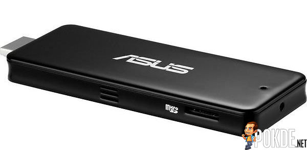 ASUS upgraded the Compute Stick ASUS QM1 with Intel Cherry Trail 23